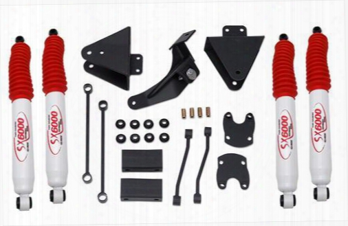 Tuff Country Tuff Country 3 Inch Leveling Lift Kit W/sx6000 Shocks - 23955kh 23955kh Suspension Leveling Kits
