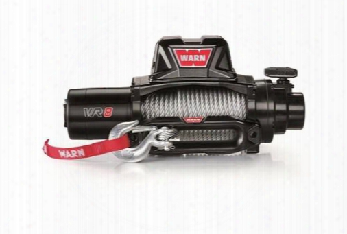 Warn Gen Ii Vr8 Winch 96800 8,000 To 10,500 Lbs. Electric Winches