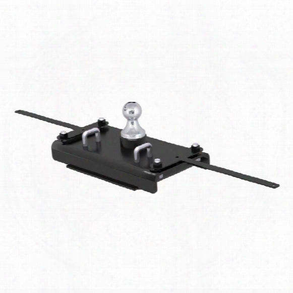 Curt Manufacturing Curt Manufacturing Gooseneck Hitch Double Lock - 60614 60614 Gooseneck Trailer Hitch