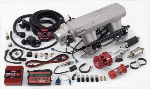 Edelbrock Edelbrock Pro-flo Xt Electronic Fuel Injection Kit - 3545 3545 Fuel Injection Kits