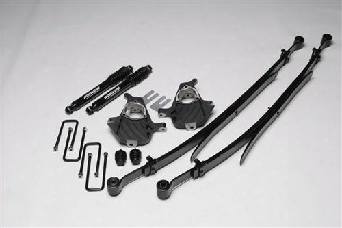 Ground Force Ground Force Suspension Drop Kit - 9997 9997 Lowering & Sport Suspension Components