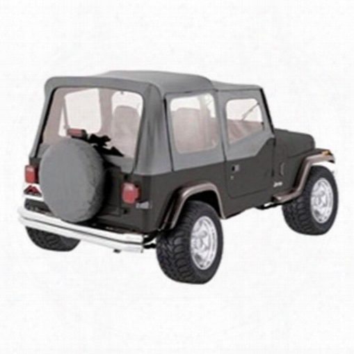 Rt Off-road Rt Off-road Complete Soft Top (gray Denim) - Ct20009 Ct20009 Soft Tops