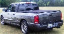 Advantage Truck Accessories Advantage Truck Accessories HardHat Premier Vintage Material Soft Folding Tonneau Cover - 51001 51001 Tonneau Cover