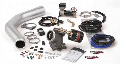 Banks Power Banks Power Brake Exhaust Brake - 55206 55206 Exhaust Brake