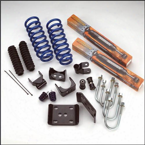 Ground Force Ground Force Suspension Drop Kit - 9998 9998 Lowering & Sport Suspension Components