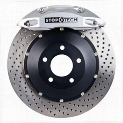 Power Slot Power Slot Stoptech Big Brake Kit (natural) - 83.836.4700.62 83.836.4700.62 Disc Brake Calipers, Pads And Rotor Kits