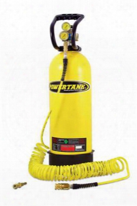 Power Tank Power Tank 20lb. Basic System (yellow) - Pt20-5400-yl Pt20-5400-yl Compressed Air System