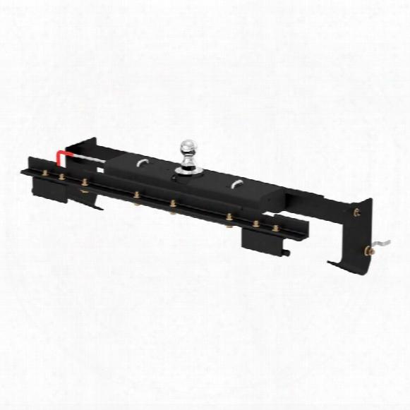 Curt Manufacturing Curt Manufacturing Double-lock Gooseneck Hitch/install Kit - 60740 60740 Gooseneck Trailer Hitch