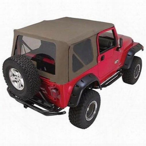 Rt Off-road Rt Off-road Complete Soft Top (khaki Diamond) - Ct20336 Ct20336 Soft Tops