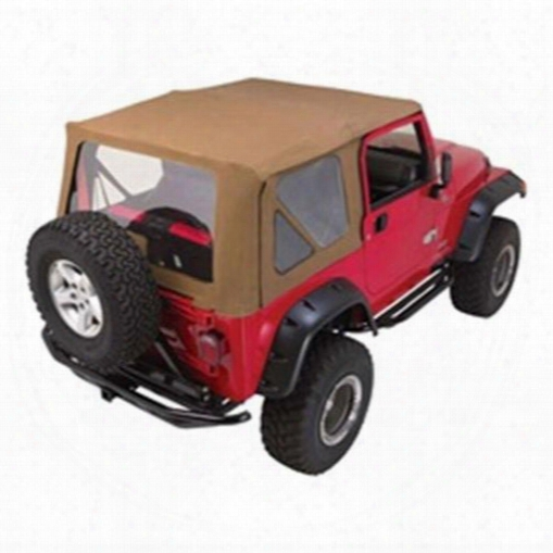 Rt Off-road Rt Off-road Complete Soft Top (spice) - Ct20437t Ct20437t Soft Tops