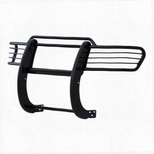 Aries Offroad Aries Offroad Bar Grille/brush Guard (black) - 9043 9043 Nerf/step Bar Wheel To Wheel
