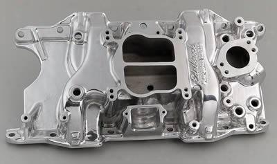 Edelbrock Edelbrock Performer 318/360 Intake Manifold (polished) - 37761 37761 Intake Manifold
