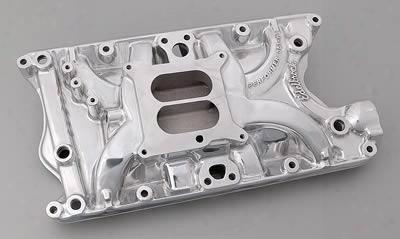 Edelbrock Edelbrock Performer 351-w Egr Intake Manifold (polished) - 37831 37831 Intake Manifold