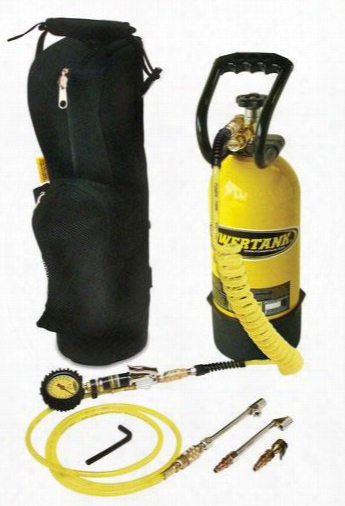 Power Tank Power Tank 10lb. Rv Gold System (yellow) - Rv10-gld Rv10-gld Compressed Air System