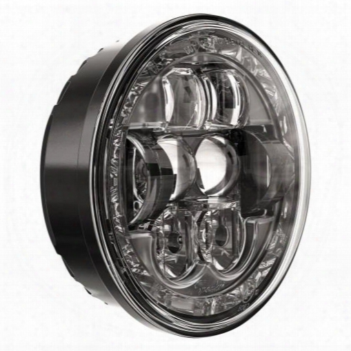 Jw Speaker Jw Speaker 8630 Evolution Series Headlight (black) - 549911 0549911 Headlights, Housings And Conversions
