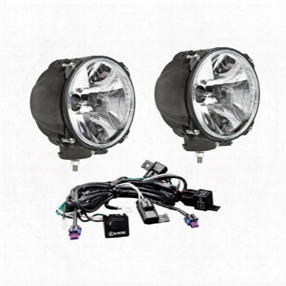 Kc Hilites Kc Hilites Kc Pod Hid Long Range Light - 96430 96430 Offroad Racing, Fog & Driving Lights
