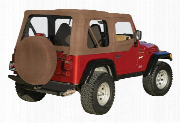 Rt Off-road Rt Off-road Replacement Soft Top (spice) - Rt10337 Rt10337 Soft Tops