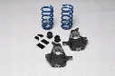 Ground Force Ground Force Suspension Drop Kit - 9855 9855 Lowering & Sport Suspension Components