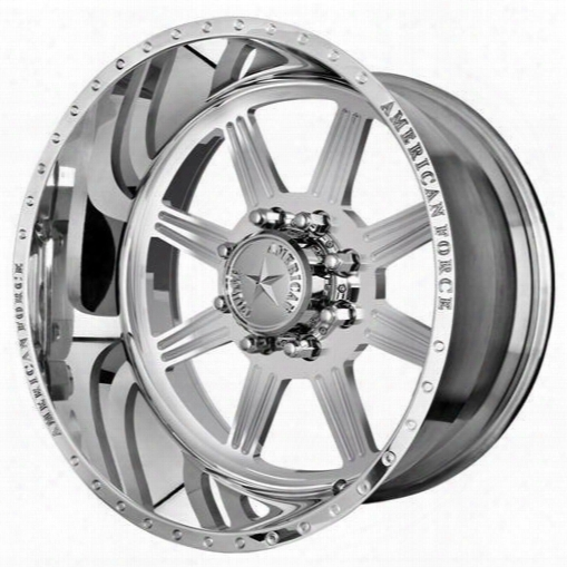 American Force Wheels American Force 20x12 Wheel Hero Ss - Polish- Aft21313 Aft21313 American Force Wheels