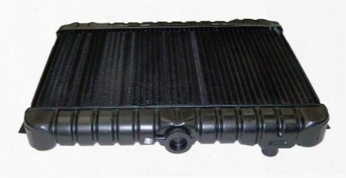 Crown Automotive Crown Automotive Replacement Radiator For 5.9l V8 Engine With Automatic Transmission - 52003751 52003751 Radiator