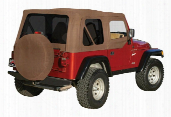 Rt Off-road Rt Off-road Replacement Soft Top (spice) - Rt10337t Rt10337t Soft Tops