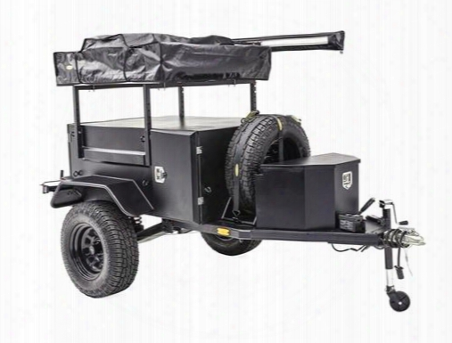 Smittybilt Scout Trailer Kit (include Tires And Wheels) - 87400 87400 Camping Trailers