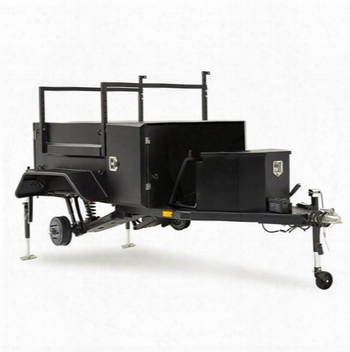 Smittybilt Scout Trailer Kit (trailer Only) - 87400-01 87400-01 Camping Trailers