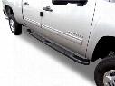 Go Rhino Go Rhino 5 Inch OE Xtreme Low Profile Side Steps - 685403480CB 685403480CB Nerf Steps