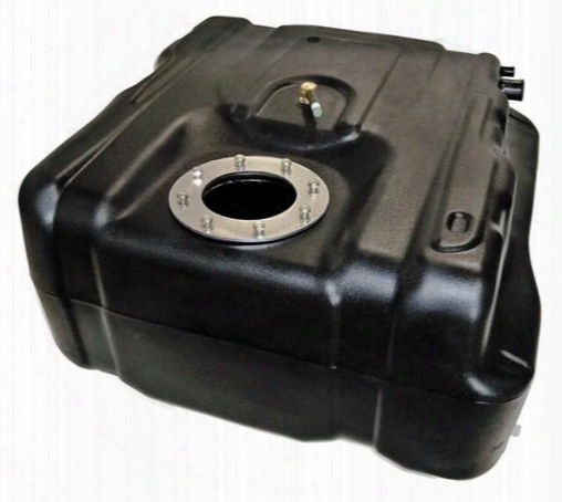 Titan Tanks Titan Tanks 40 Gallon Extra Capacity After Axle Fuel Tank - 8020011 8020011 Replacement Fuel Tanks