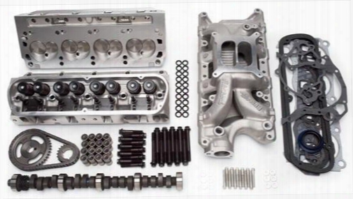 Edelbrock Edelbrock Power Package Top End Kit - 2091 2091 Top End Engine Kit