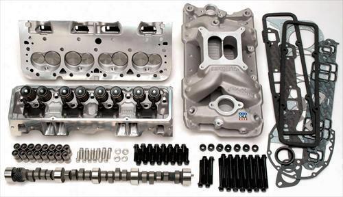 Edelbrock Edelbrock Power Package Top End Kit - 2098 2098 Top End Engine Kit
