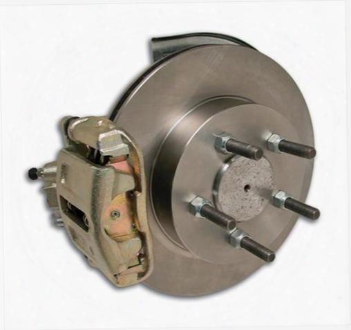 Stainless Steel Brakes Stainless Steel Brakes Disc Brake Conversion Kit (natural) - A130 A130 Disc Brake Conversion Kits
