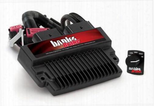 Banks Power Banks Power Brake Exhaust Brake - 55449 55449 Exhaust Brake