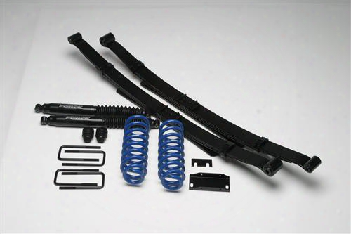 Ground Force Ground Force Suspension Drop Kit - 9909 9909 Lowering & Sport Suspension Components