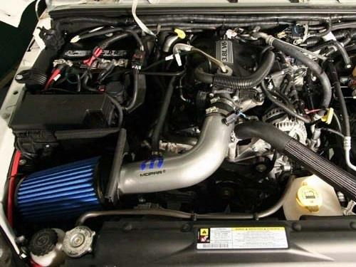 Jeep Jeep Mopar Performance Cold Air Intake System - 77060081 77060081 Air Intake Kits