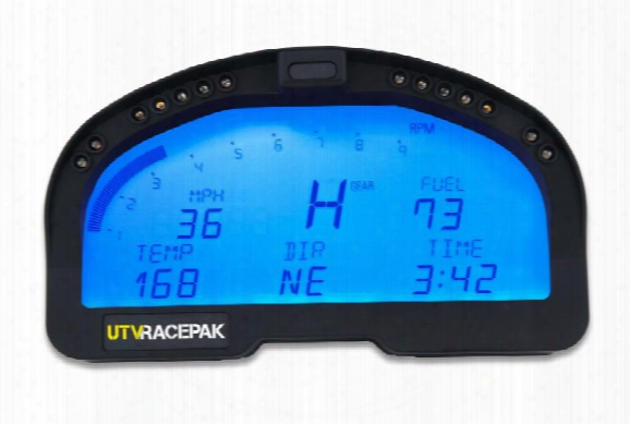 Racepak Racepak Iq3 Display - 250-ds-iq3rzr 250-ds-iq3rzr Utv Gauges