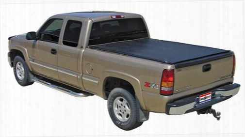 Truxedo Truxedo Lo Pro Qt Soft Roll Up Tonneau Cover - 591601 591601 Tonneau Cover
