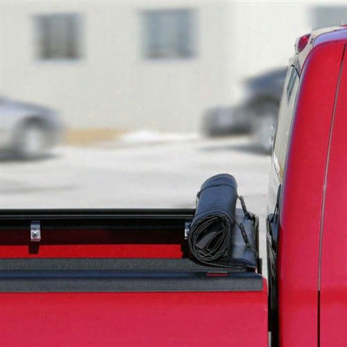 Access Cover Access Cover Increased Capacity Soft Roll Up Tonneau Cover - 13189 13189 Tonneau Cover