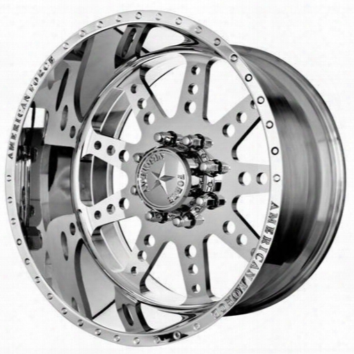 American Force Wheels American Force 20x10 Wheel Robust Ss - Polish- Aft10513 Aft10513 American Force Wheels