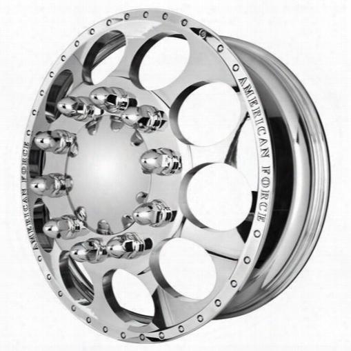 American Force Wheels American Force 22x8.25 Wheel Holes Kit - Polish - Af400153 Af400153 American Force Wheels