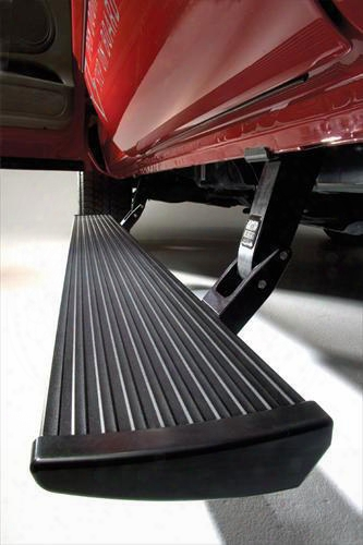 Amp-research Amp Powerstep Running Boards (black) - 75101-01a 75101-01a Power Running Board