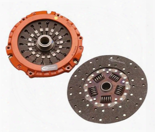 Centerforce Centerforce Dual Friction Clutch Disc And Pressure Plate - Df098391 Df098391 Clutch