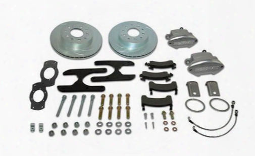 Stainless Steel Brakes Stainless Steel Brakes Sport R1 1-piston Disc Brake Conversion Kit (black) - A110-20bk A110-20bk Disc Brake Conversion Kits