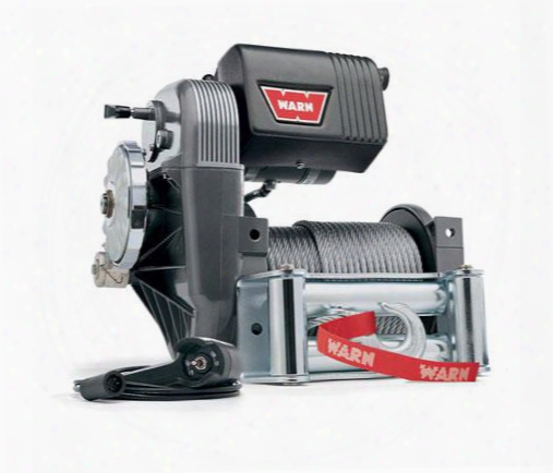Warn Warn M8274-50 Self-recovery Winch - 38631 38631 8,000 To 10,500 Lbs. Electric Winches