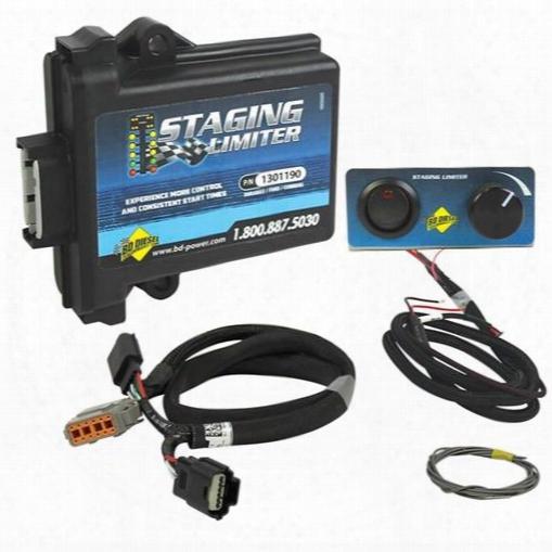 Bd Diesel Bd Diesel Staging Llimiter - 1057724 1057724 Brake Launch Control
