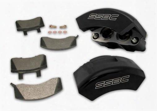 Stainless Steel Brakes Stainless Steel Brakes Quick Change Supertwin Tk 2-piston Calipers - A186-1bk A186-1bk Disc Brake Caliper Upgrade