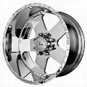 American Force Wheels American Force 20x12 Wheel Target SS - Polish- AFT20801 AFT20801 American Force Wheels