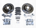 RT Off-Road Crown Automotive Front Big Brake Kit - RT31046 RT31046 Disc Brake Pad and Rotor Kits