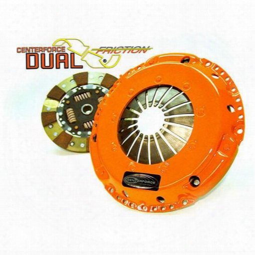 Centerforce Centerforce Dual Friction Clutch Disc And Pressure Plate - Df150651 Df150651 Clutch