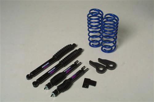 Ground Force Ground Force Suspension Drop Kit - 9972 9972 Lowering & Sport Suspension Components